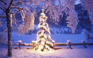White Christmas Tree With Pink Decorations - christmas landscape wallpaper decorations ideas photos hd full pictures idolza