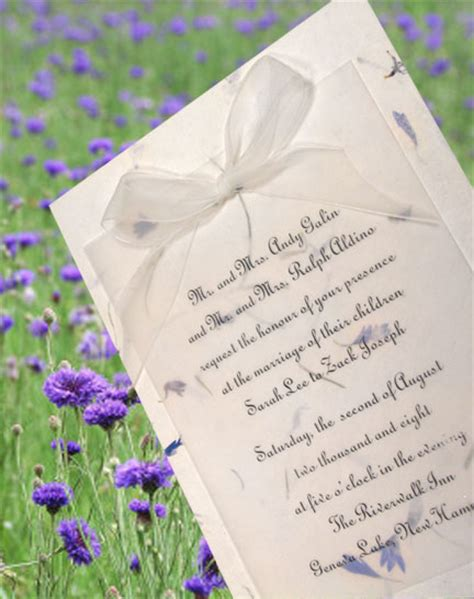 Petal Papers Wedding Invitations by Petal Paper Invitations For Weddings And Events