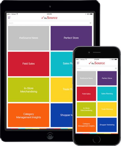 mobile app layout sles custom mobile sales apps at itunes prices here s how