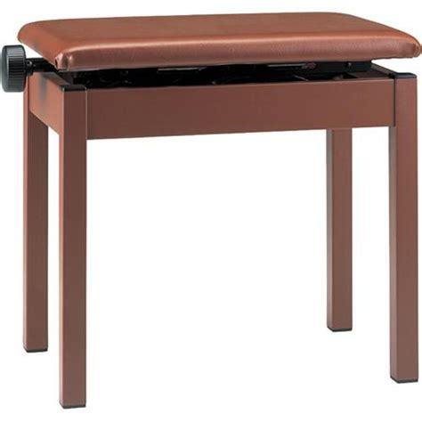 wooden piano bench roland bnc 05 wooden piano bench medium cherry bnc 05 mc b h