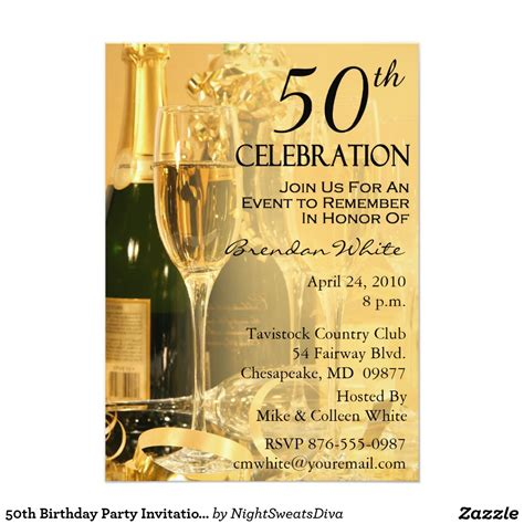 sle 50th birthday invitations 50th birthday invitations 50th birthday