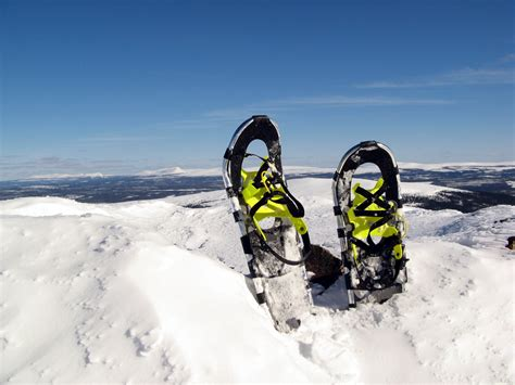 snowshoe images snowshoes view from st 228 djan summit near idre with