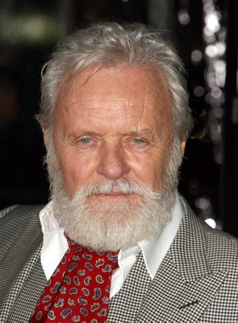 actor with long white beard cele bitchy anthony hopkins paris hilton is one of the