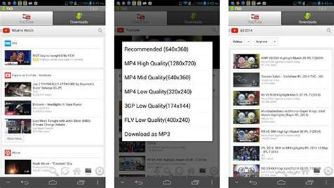 tubex for android top 10 best downloader apps for android 2018