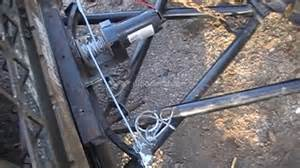 home made skid steer plow update