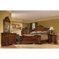king bedroom sets image:  king size sleigh bed complete bedroom set bedroom furniture sets