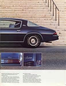 Berlinetta Specs Berlinetta Camaro Specs Ehow