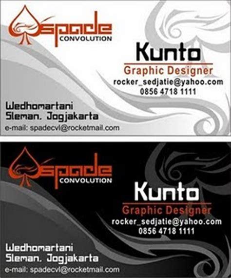 desain kartu nama harga d kuz sticker n windows film contoh desain kartu nama