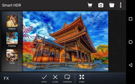hdr apk smart hdr 1 01 apk android photography apps