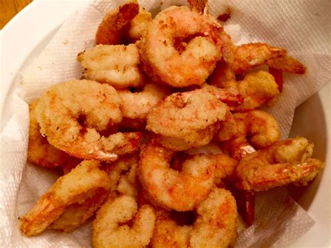fried shrimp at home feels like summer year round hungry for louisiana