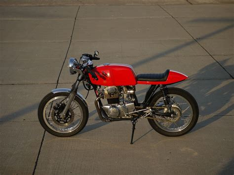 1973 honda cb350 sport custom cafe racer for sale 1973 honda cb350 cafe racer