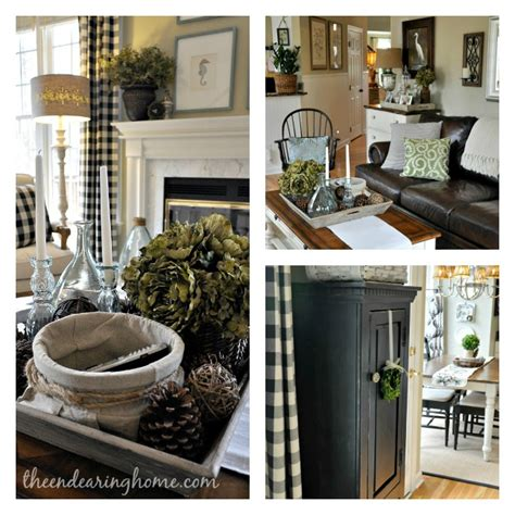 The Endearing Home by Home Tour