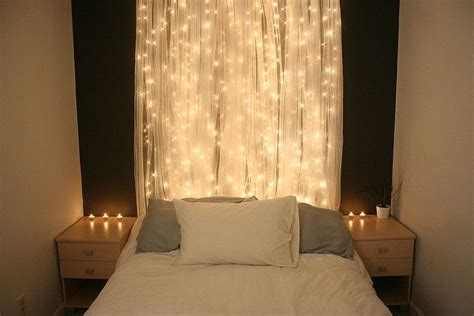 Curtain Headboards by Light Curtain Headboard Home