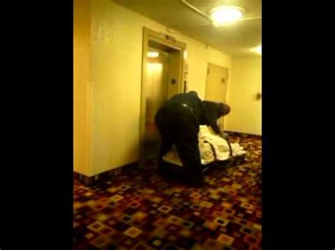 home body funeral home goons drops dead body in elevator youtube