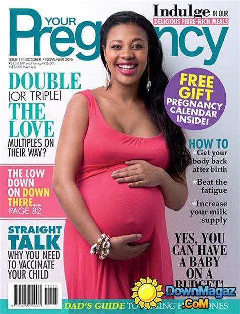 pregnancy october november