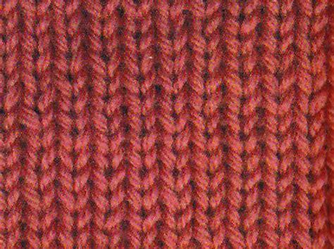 stockinette stitch craftfoxes