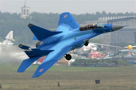 russias mig29 fulcrum a super fighter or super failure