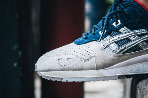 Asics Gel Lyte Iii Conceps Boston Tea concepts x asics gel lyte iii boston tea party sneakers addict