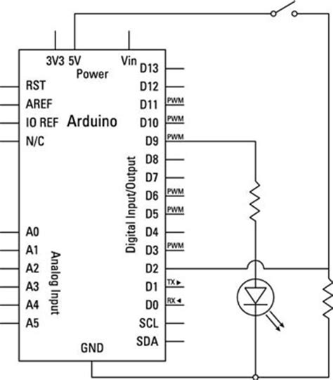 integrated circuits for dummies what you should about circuit diagrams for arduinos dummies