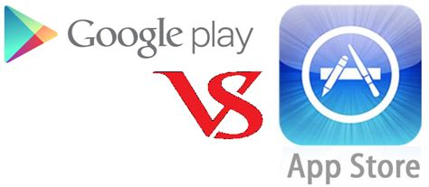 Play Store Vs Mi Store Confronto Market Play Vs Apple App Store