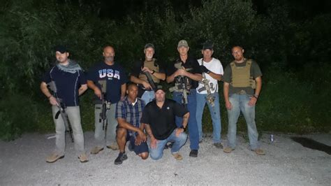 infowars reporter roster infowars quot reporter quot joe biggs brings 6 7 heavily armed