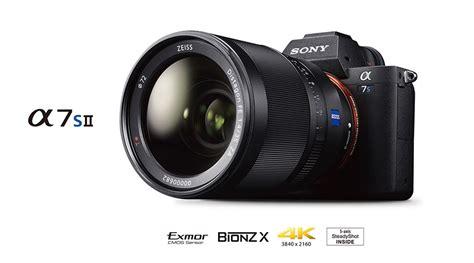 Berapa Kamera Sony A7s 2 sony a7s ii just announced minutes ago allin popescu