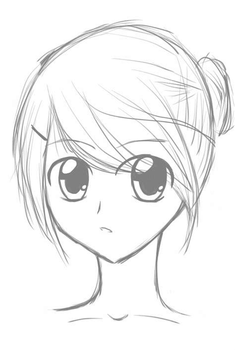 Anime Sketches by Anime Sketch By Stringsforevea05 On Deviantart