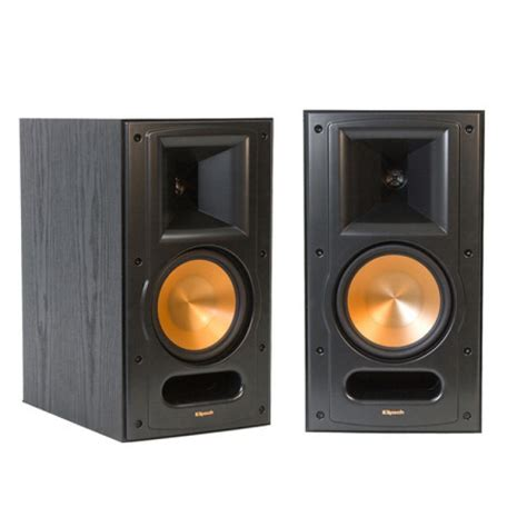 klipsch rb 61 ii bookshelf speakers pair display model