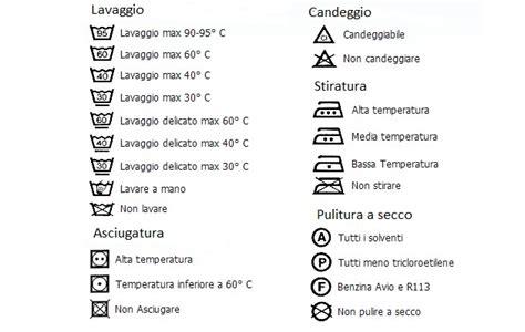 Simboli Lavatrice Centrifuga by Simboli Lavatrice Cosa Significano
