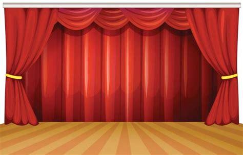 play theater stage clip art 学芸会 イラスト素材 istock