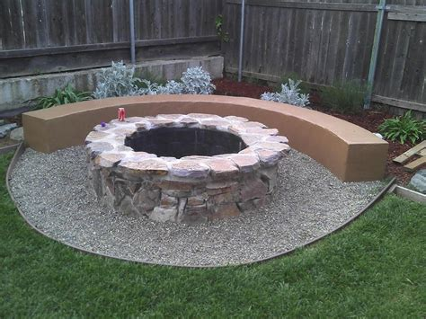 Cinder Block Firepit The Decorative Cinder Blocks Ideas For Decor Home Homestylediary