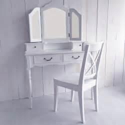 schminktisch ohne spiegel schminktisch frisiertisch pretty wei 223 4 schubladen 3