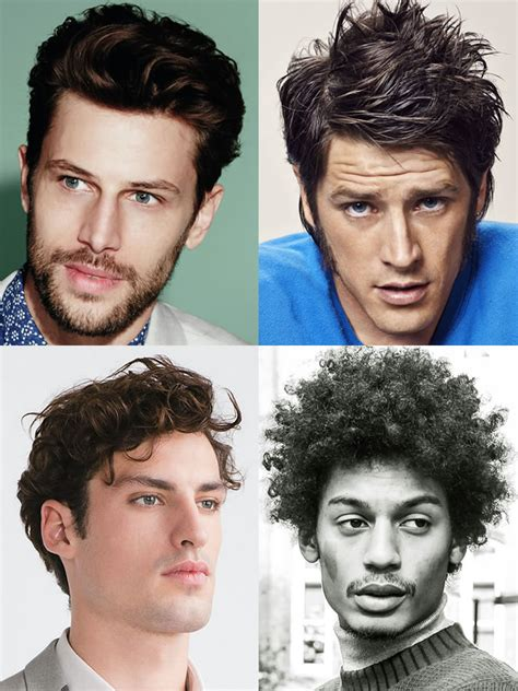 head shape and hairstyles men how to choose the right haircut for your face shape
