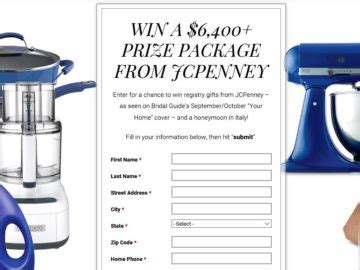 Jcpenney Sweepstakes - jcpenney your home sweepstakes