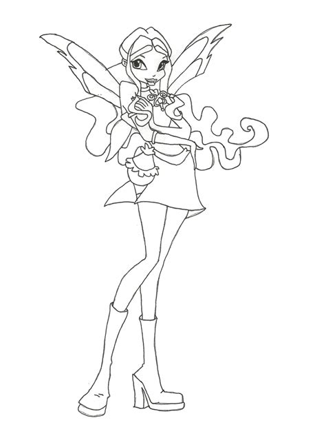 winx club layla coloring pages bloom charmix grig3 org