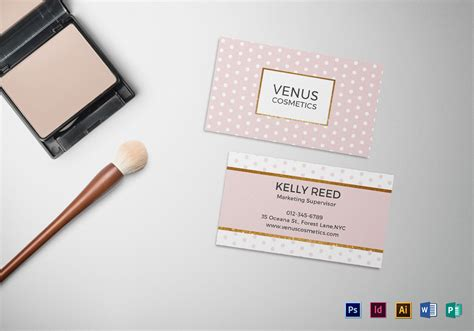 Modern Business Card Templates Word by Pink Modern Business Card Template In Psd Word Publisher
