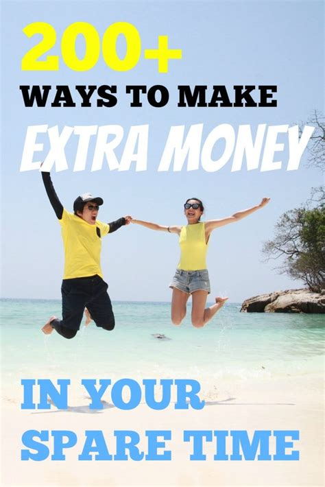How To Make Money Online In One Day - make some extra money in spare time 57 weird ways to make money list