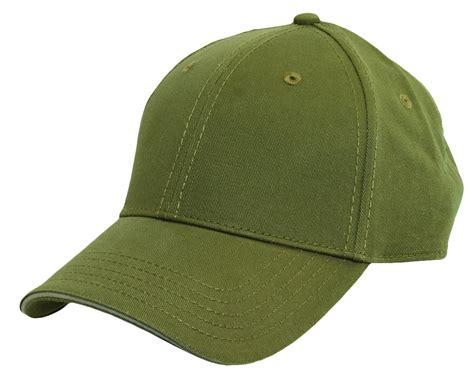 mens cotton adjustable structured baseball cap by dorfman