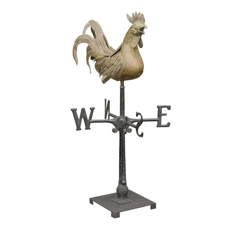 Weathervanes For Sale Italian Rooster Weathervane For Sale At 1stdibs