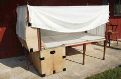 Real Mattress In A Box by 18th Century Folding Bedstead A Real Bed In A Box The