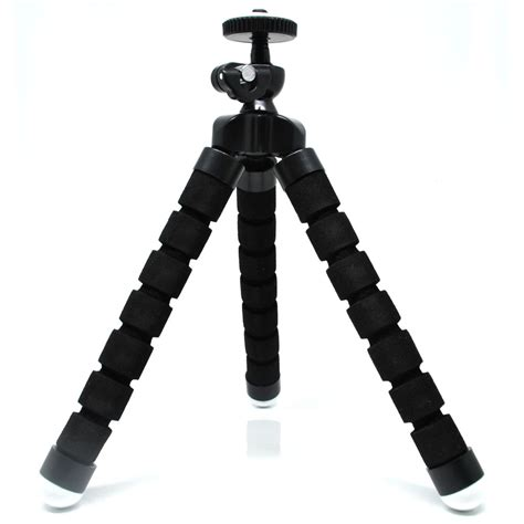 spider tripod mini black jakartanotebook