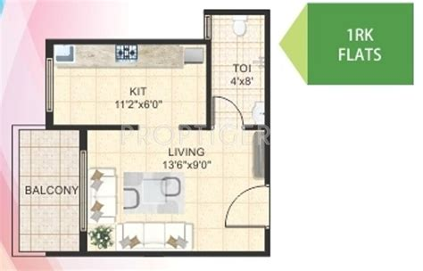 450 square foot apartment floor plan delectable 70 500 sq royal green plaza in taloja mumbai price location map