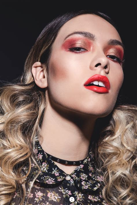 hair and makeup kitchener fashion beauty portfolio photographer in kitchener