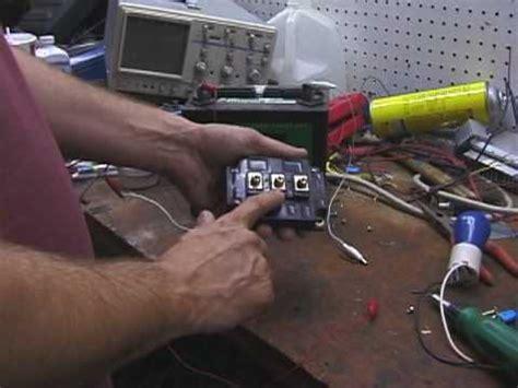 igbt transistor tester how to test an igbt brick