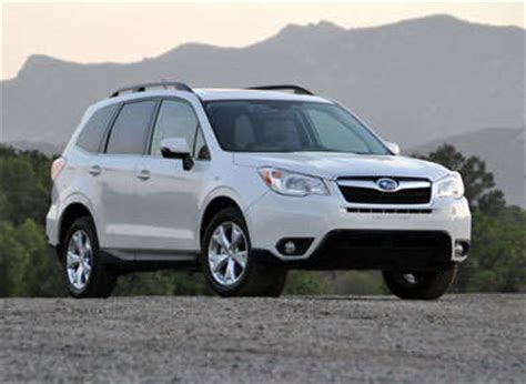 Subaru Forester 2014 Mpg by 2014 Subaru Forester Road Test And Review Autobytel