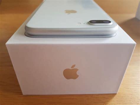 Iphone 8 256 Gb Silver Silver 256 New Original iphone 8 plus silver 256gb in seven