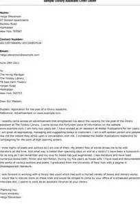 Cover Letter Librarian by Resume Library Assistant Sales Assistant Lewesmr