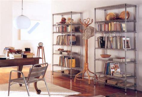libreria metallica libreria metallica archimede libreria arredo negozi
