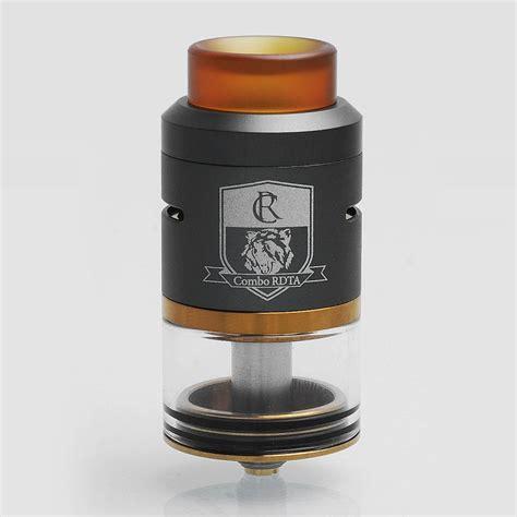 Ijoy Combo Rda Ii 25 Atomizer Ultem Authentic Sku02572 authentic ijoy combo rdta ii gun metal 6 5ml 25mm