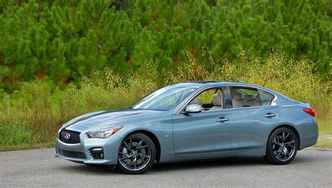 Infiniti Q50s Horsepower by In Our Garage 2014 Infiniti Q50s 3 7